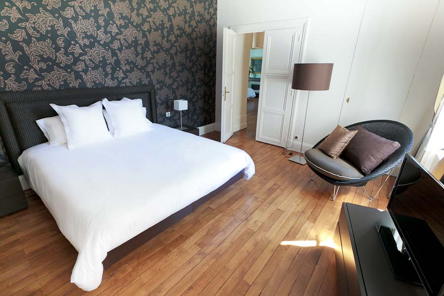 Chambre Martin, Room Martin, La Maison Jules